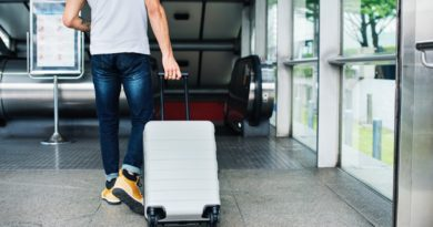 UK Carry-On Luggage Buyers Guide