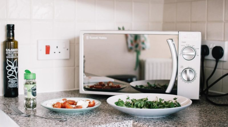 The Hottest Combination Microwaves