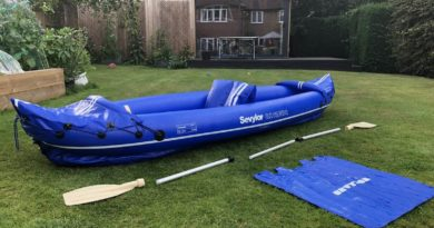 Inflatable Kayaks To Blow You Away