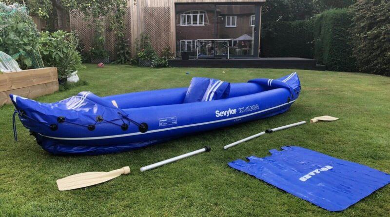 Inflatable Kayaks To Blow You Away