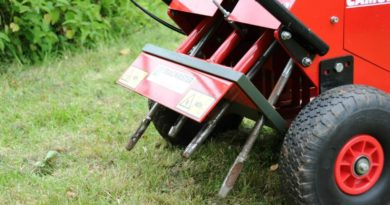 Top UK Lawn Aerators