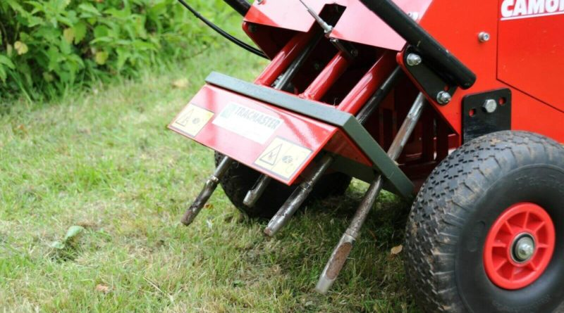 Top UK Lawn Aerators